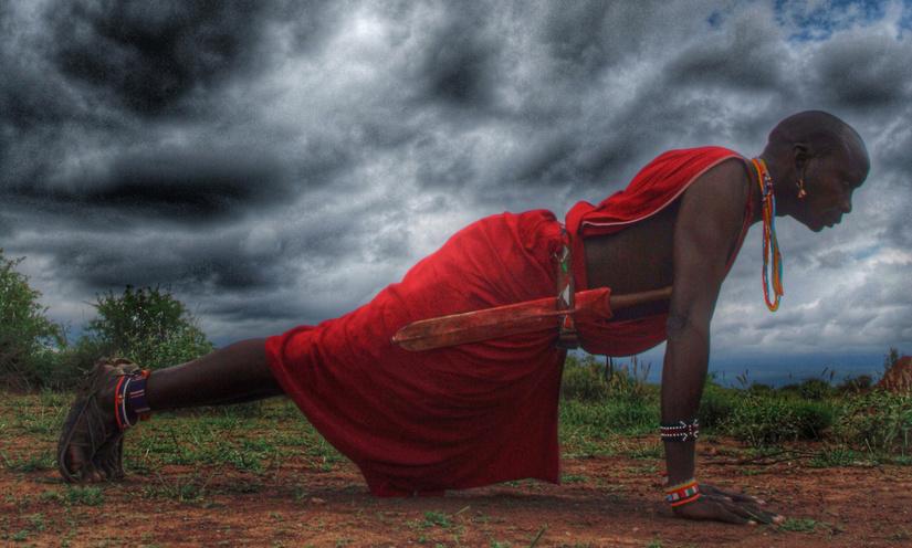 21 Badass Yogis Around The World (Happy International Day Of Yoga!)